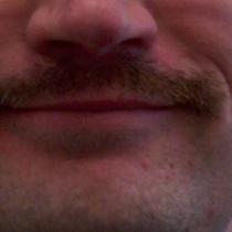Will Greenhalgh's Mustache