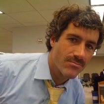 Alex Kallelis's Mustache