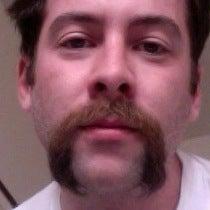 Patrick Swillinger's Mustache 2012
