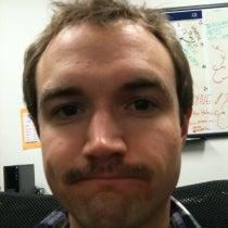 Adam Peindl's Mustache