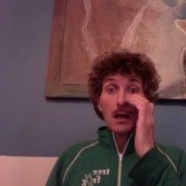 Chris Giorni's Mustache