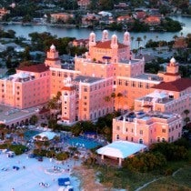 Loews Don Cesar Hotel's Giving Page