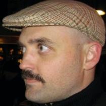 Alex Estrovitz's Mustache