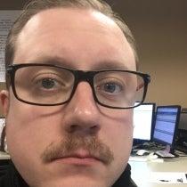 Mike McGuire's Mustache