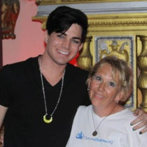 Adam Lambert Network's Giving Central
