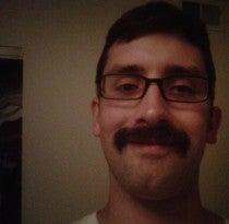Lucas Melcon's Magnificent Mustache