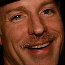 Why the [bleep] is Doug Wyllie growing a mustache?