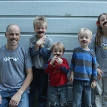 Tony Wilson's Mustache