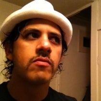 Hicham Benkassem's Mustache