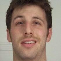 Kalman Gacs's Mustache