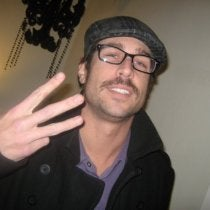 Dustin Terrazas's Mustache