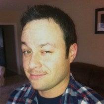 Calvin Baldwin's Mustache