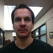 Dan Crupi's Mustache