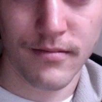 Christopher Bannish's Mustache